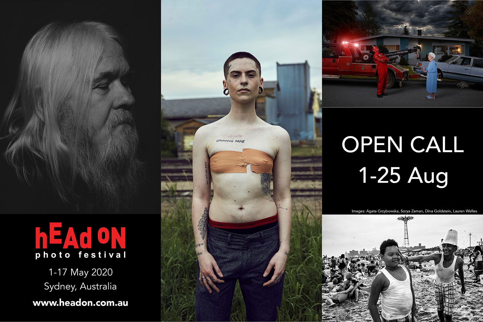 Exhibition submissions open in 1 week | Head On Photo Festival